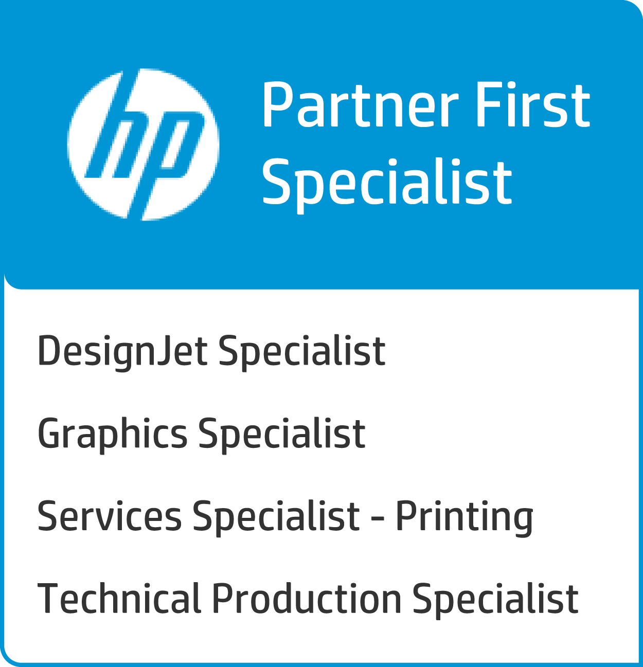 HP Partner First Specialist